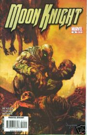 Moon Knight #14 Suydam Zombie Cover